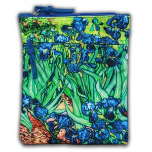 Robin Ruth Fashion Passport Pouch van Gogh Irises