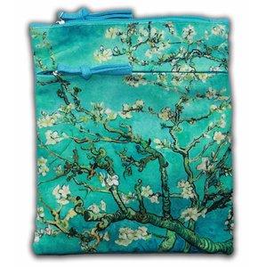 Robin Ruth Fashion Paspoort-tasje van Gogh Amandelbloesem