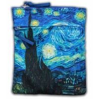 Robin Ruth Fashion Passport Pouch van Gogh Starry