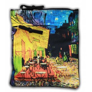 Robin Ruth Fashion Passport Tasche Van Gogh Terrasse