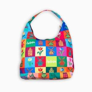Typisch Hollands Shoulder bag with zip - Amsterdam