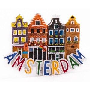Typisch Hollands Magneet Amsterdam
