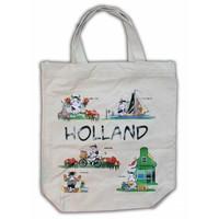 Typisch Hollands Eco - Linen bag - Holland