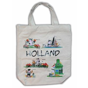 Typisch Hollands Eco - Linen bag - Holland