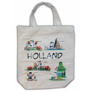 Typisch Hollands Eco - Tragetasche - Holland