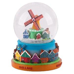 Typisch Hollands Schneeschaufel Glühbirne - Holland 10 cm