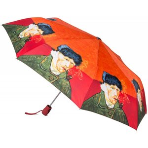 Robin Ruth Fashion Regenschirm Vincent van Gogh - Red