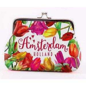 Typisch Hollands Wallet Holland - Tulips - Great
