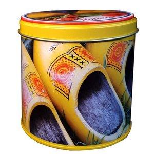 Stroopwafels (Typisch Hollands) Stroopwafels in blik - Nostalgie - Klompen