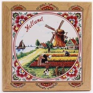 Typisch Hollands Kaasplank (hotplate)