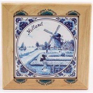 Typisch Hollands Cheese board (hotplate)