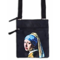 Robin Ruth Fashion Paspoort tasje - Meisje met de Parel