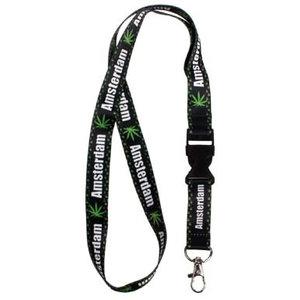 Typisch Hollands Key-Cord- Amsterdam - Cannabis