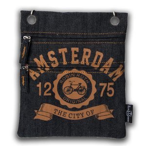 Robin Ruth Fashion Passenger bag - Bike Amsterdam