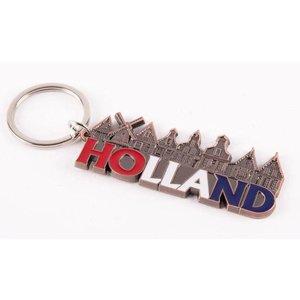 Typisch Hollands Sleutelhanger Holland koper