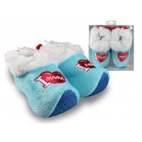 Typisch Hollands Baby slippers blue