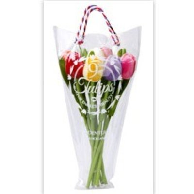 Typisch Hollands Wooden Tulips Mix Bouquet