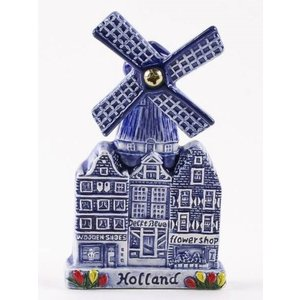 Typisch Hollands Magnet Windmill Holland (Keramik)