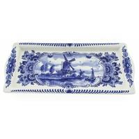 Typisch Hollands Delfter Blau Kuchenform