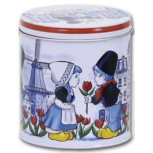 Typisch Hollands Sweet licorice in Tin I love Holland