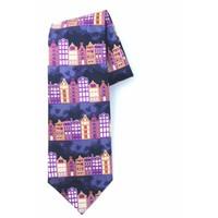 Robin Ruth Fashion Tie Facade Houses (topper)