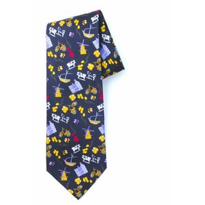 Robin Ruth Fashion Necktie Dutch Glory