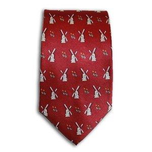 Robin Ruth Fashion Tie Robin Ruth (mills, tulips)