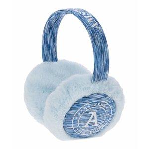 Robin Ruth Fashion Earmuffs - Amsterdam - Blue