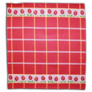 Typisch Hollands Tea towel - Tulips