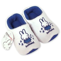 Typisch Hollands Clog slippers Miffy White