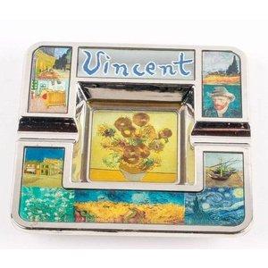 Typisch Hollands Ashtray Luxury (van Gogh)