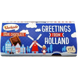 Typisch Hollands Chocolate Bar Holland - Pure