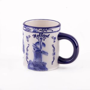Typisch Hollands Mug 3D Delftware