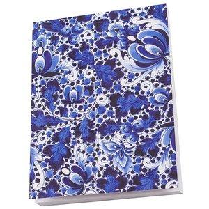 Heinen Delftware Notitieblok A6 Delfts blauw