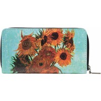 Robin Ruth Fashion Wallet - Ladies - Sunflowers