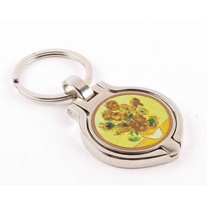 Typisch Hollands Keychain Sunflowers photo frame