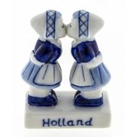 Typisch Hollands Lesbisches Paar Delfter - Holland