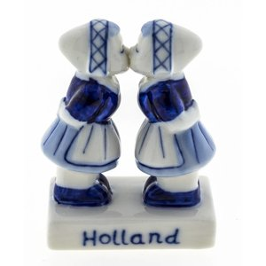 Heinen Delftware Lesbian couple Delftware - Holland