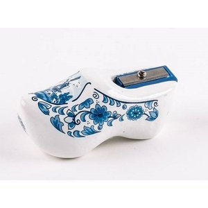 Typisch Hollands Pencil sharpener clog - Delft blue
