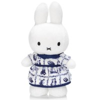 Nijntje (c) Miffy in Delft Blue Dress 34 cm