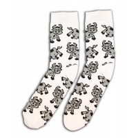 Robin Ruth Fashion Socks - Cow Print