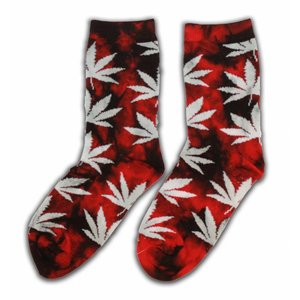 Holland sokken Socks with Cannabis Leaves