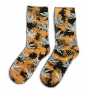 Holland sokken Socken mit Cannabis Blätter
