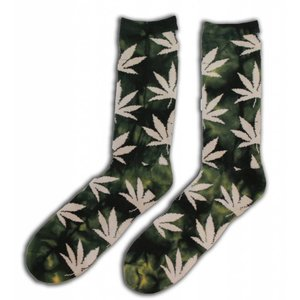 Robin Ruth Fashion Herensokken (Cannabis)