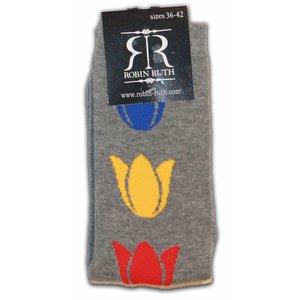 Robin Ruth Fashion Sokken Robin Ruth - Tulpen