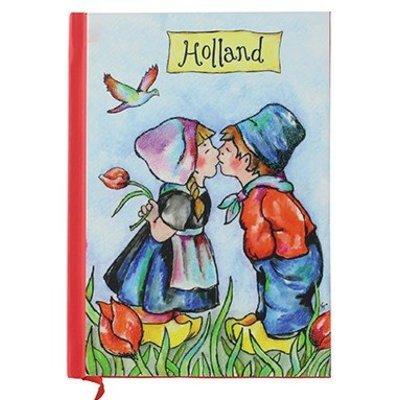 Typisch Hollands Notitieboekje Colorfull Holland