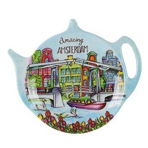 Typisch Hollands Tea dish - Amsterdam - Skinny bridge
