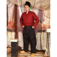 Typisch Hollands Dutch traditional costume - Gentlemen