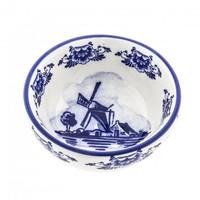 Typisch Hollands Delft blaue Schale