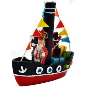 Typisch Hollands Dampfschiff Sinterklaas